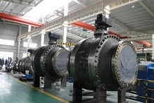 About our Facility of Valves