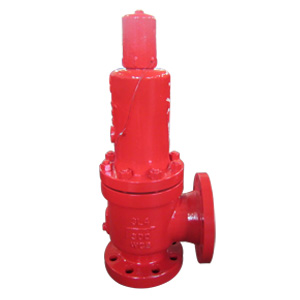 ASTM A216 WCB Stainless Steel Pressure Relief Valve