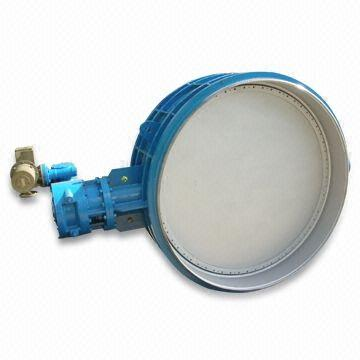 DN2600 Butterfly Valves