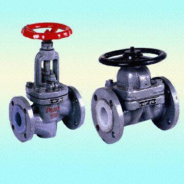 Carbon Steel PTFE-Lined Valves