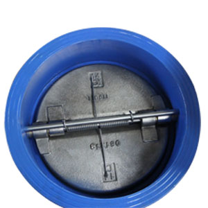 Ductile Iron Wafer Check Valve, DN350, EPDM Seat