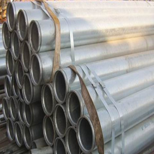 Galvanized Grooved Seamless Pipe, SCH 40, A53 GR B