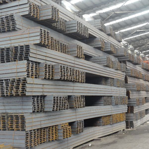 I BEAM Steel Plate, ASTM A36, 200 X 150MM, 9M