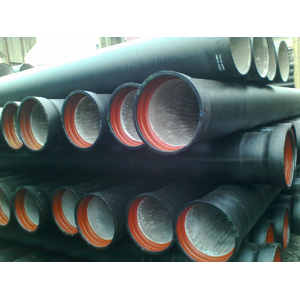 ISO 2531 Ductile Iron Pipe, DN400, T Type Joint, K9, 6m